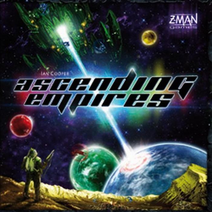 Z-Man Games Ascending Empires