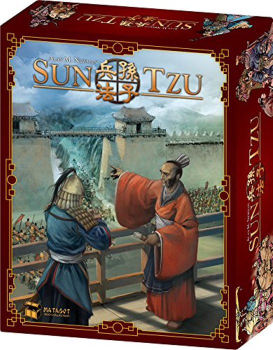 Asmodee Sun Tzu Board Game