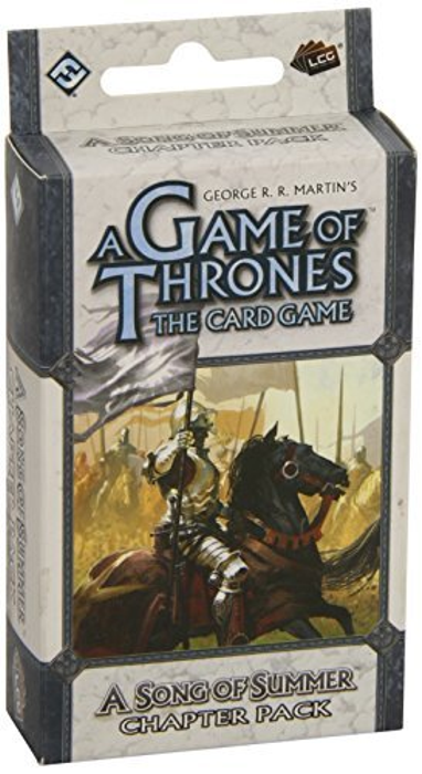 A Game of Thrones: The Card Game - A Song of Summer Chapter Pack (Revised)