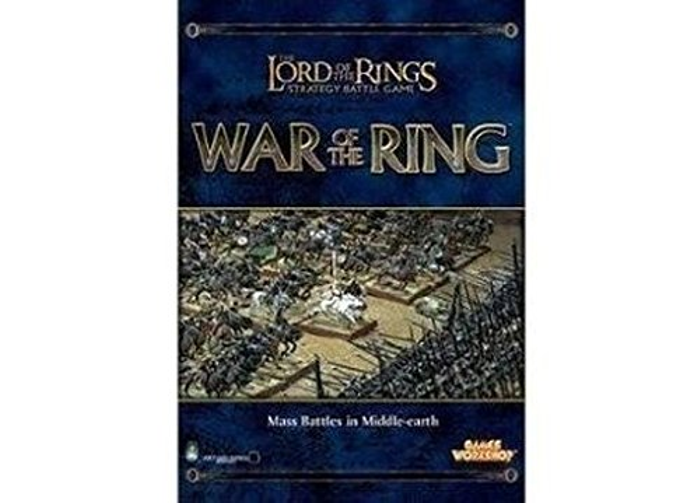 War of the Ring: The Lord of the Rings- Strategy Battle Game