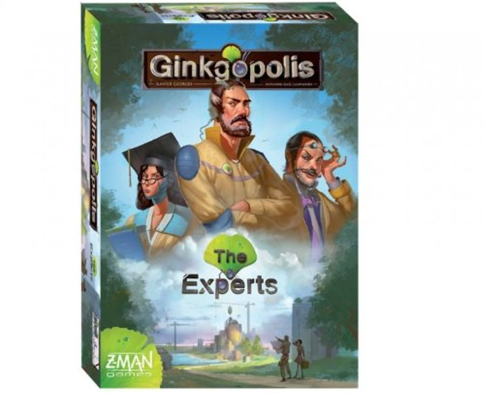 Ginkgopolis The Experts
