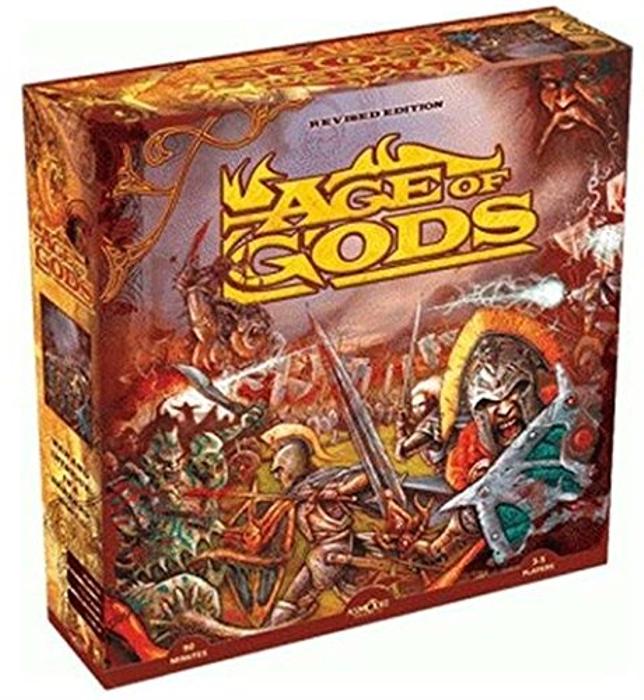 Asmodee Age Of Gods