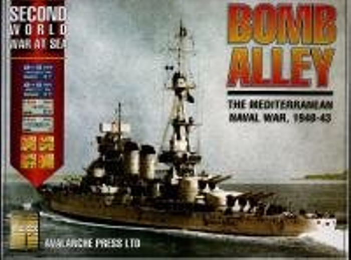 Second World War At Sea Bomb Alley
