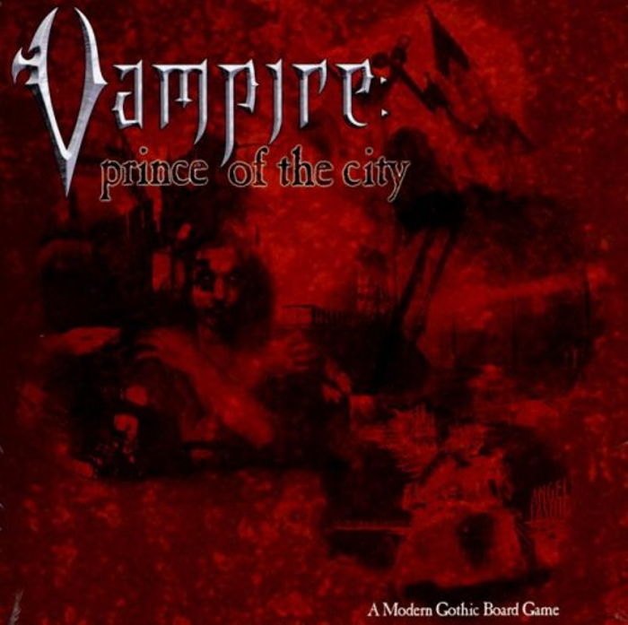 Vampire: Prince of the City: A Modern Gothic Board Game (VAMPIRE THE REQUIEM)