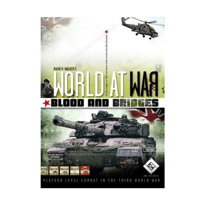 LNL: World At War Series, Blood and Bridges Board Game