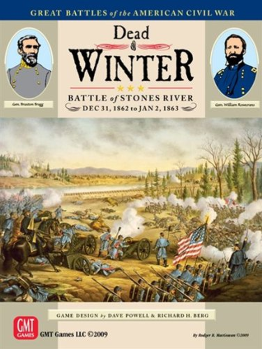 Dead of Winter: Battle of Stones River