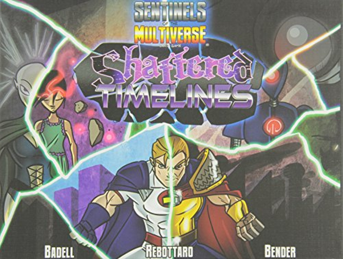 Greater Than Games Sentinels of The Multiverse: Shattered Timelines
