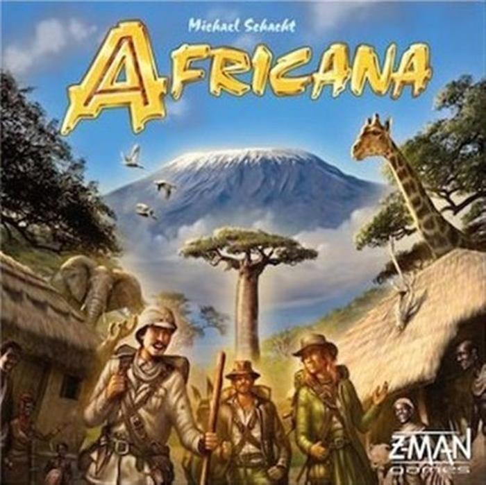 Africana Board Game