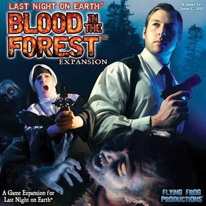 Last Night on Earth: Blood in the Forest Expansion