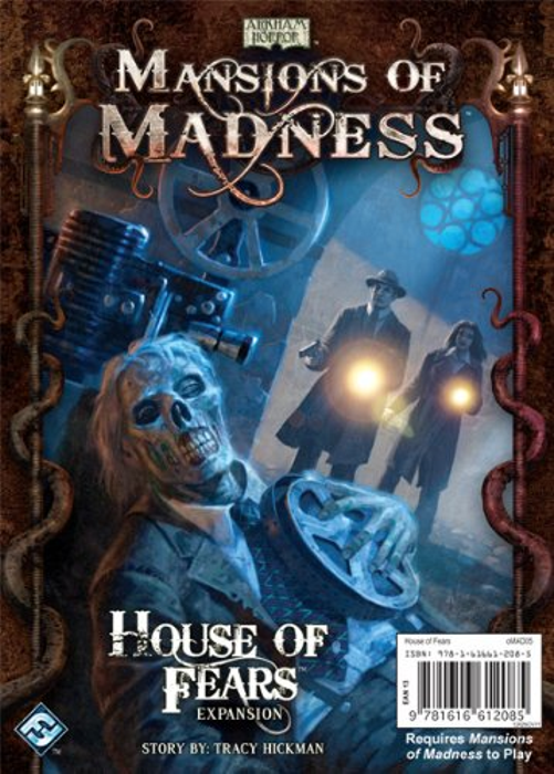 Mansions of Madness - House of Fears