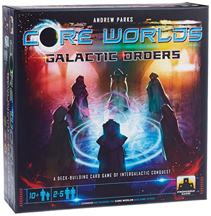 Core Worlds Galactic Orders Board Games