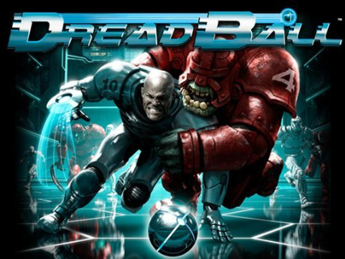 Dreadball: The Futuristic Sports Game