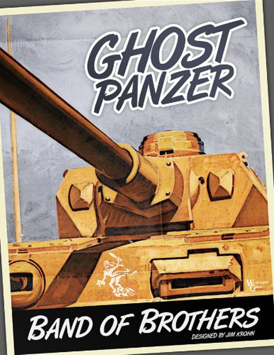 Ghost Panzer Board Game in the Band of Brothers Game Series
