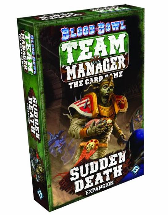 Blood Bowl Team Manager: Sudden Death Expansion