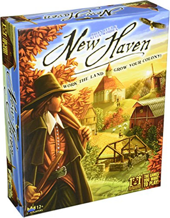 R&R Games New Haven Board Game
