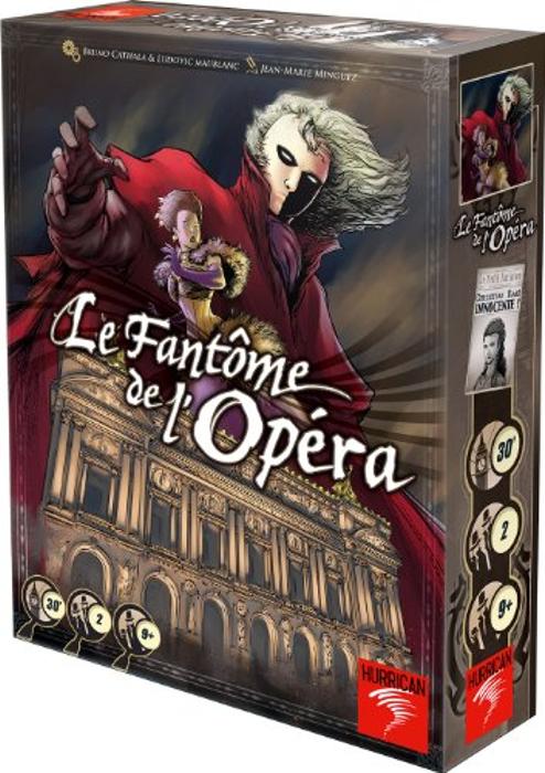 Le Fantome de L Opera Board Game