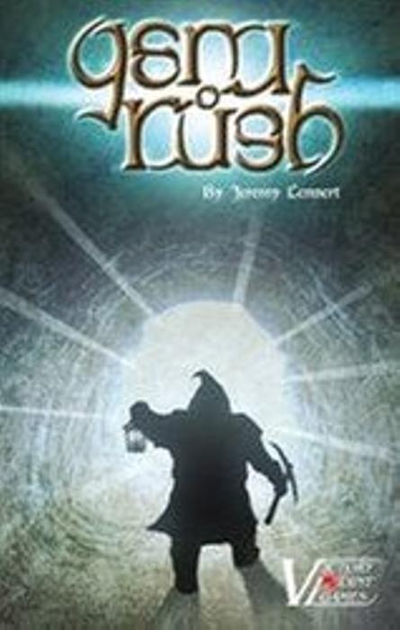 Gem Rush - Euro Fantasy Boxed Board Game
