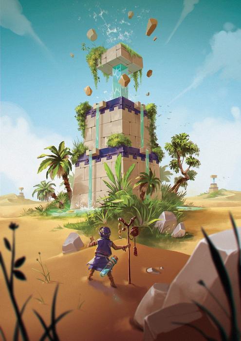 Ishtar | Board Game Atlas