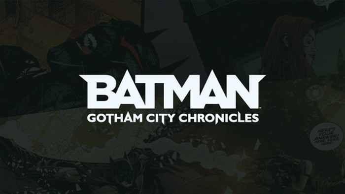 Batman: Gotham City Chronicles - Season 2