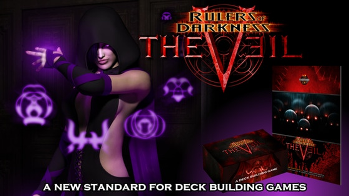 THE VEIL: Rulers of Darkness