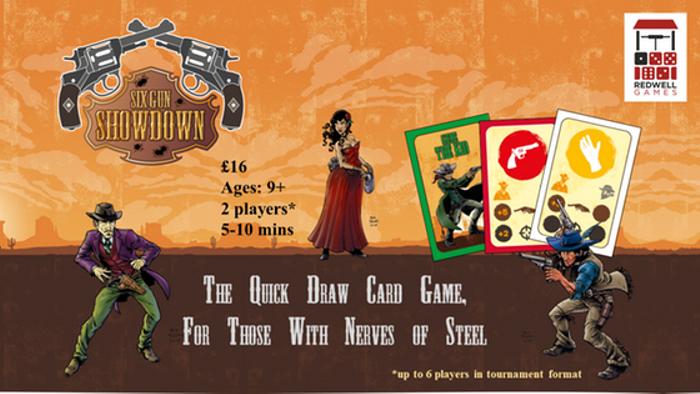 Six Gun Showdown