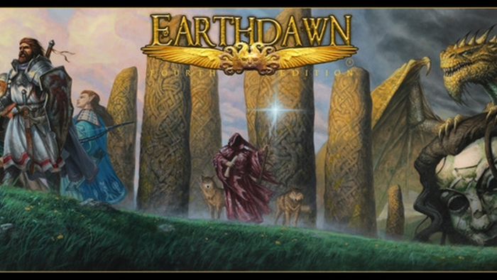 Earthdawn 4th Edition - The Adept's Journey: Mystic Paths