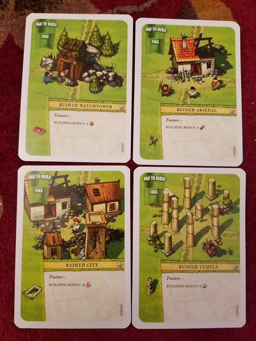 Imperial Settlers: Ruins