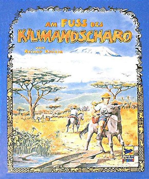 Am Fuß des Kilimandscharo