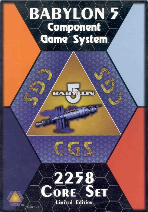 Babylon 5 Component Game System: Core Sets