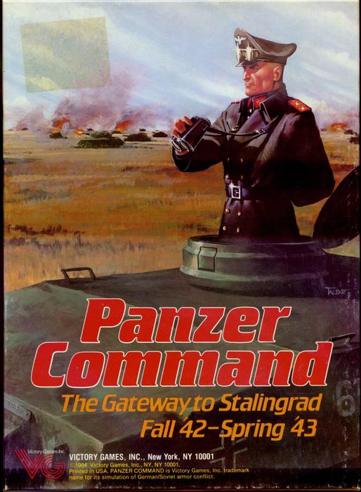 Panzer Command