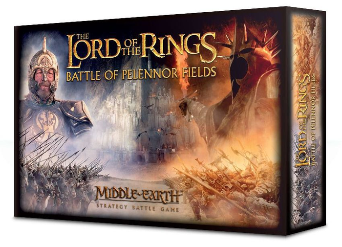Middle-earth Strategy Battle Game: The Lord Of The Rings – Battle of Pelennor Fields