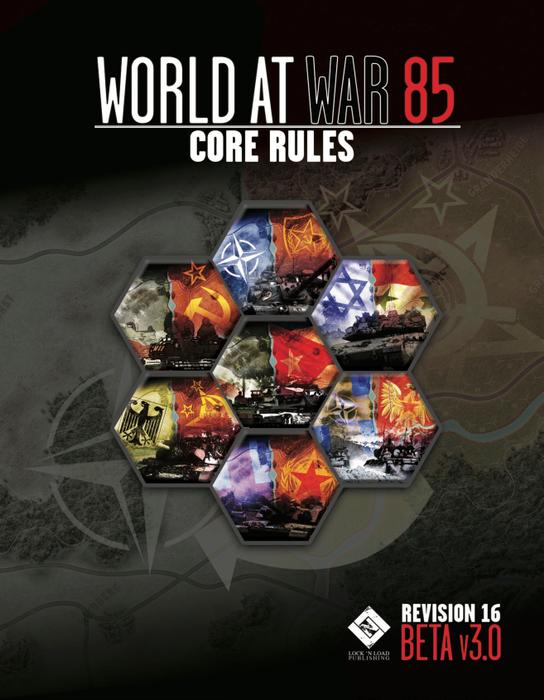 World At War 85 Core Rules v2.0