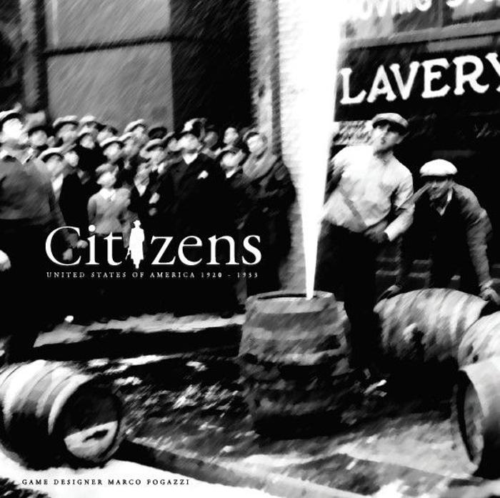 Citizens United States of America 1920-1933