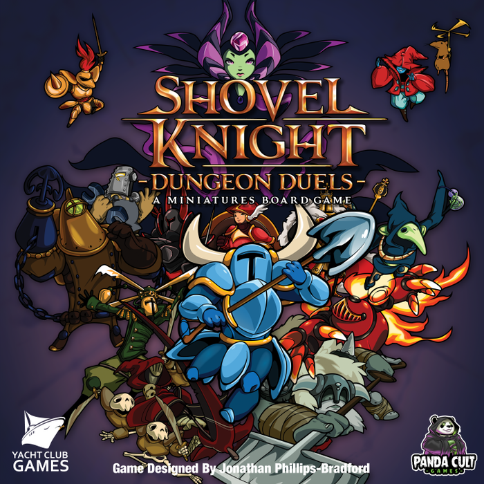 Shovel Knight: Dungeon Duels