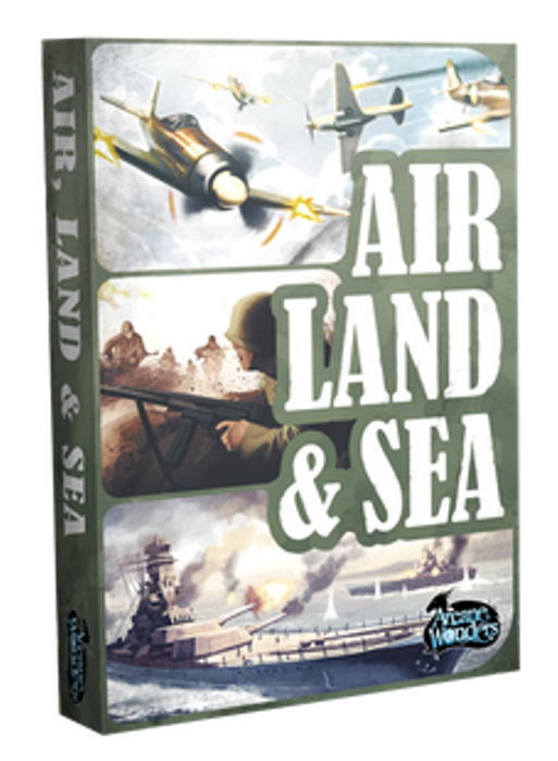 Air, Land, & Sea