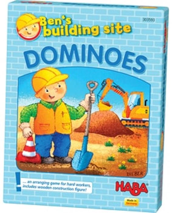 Ben's Building Site Dominoes