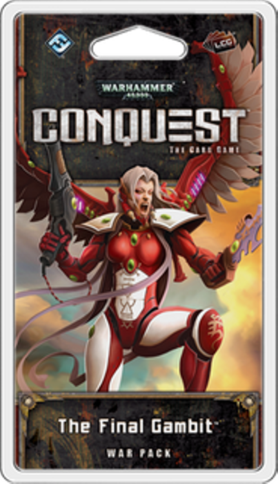Warhammer 40,000: Conquest The Final Gambit
