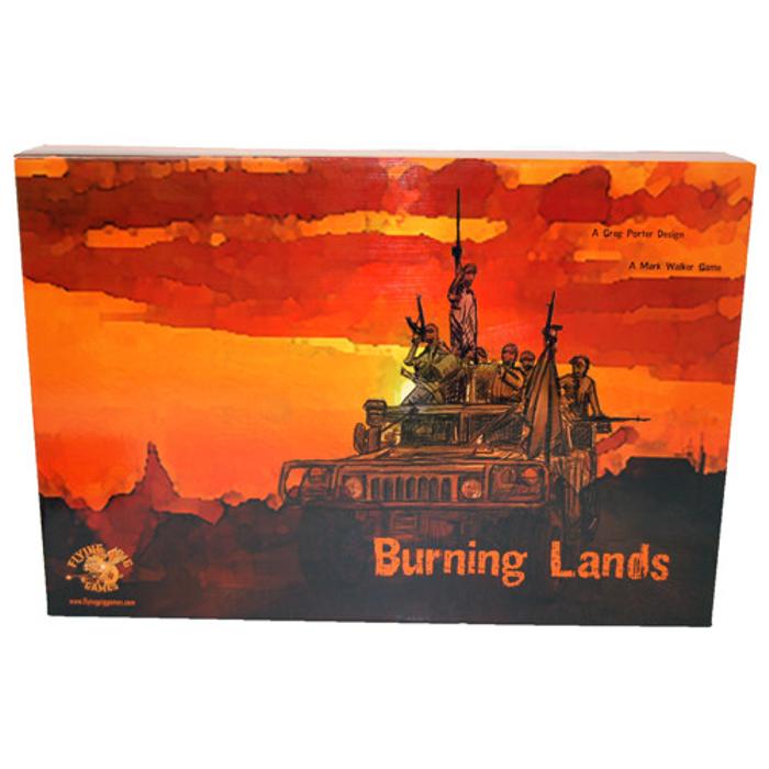 Armageddon War: Burning Lands Expansion