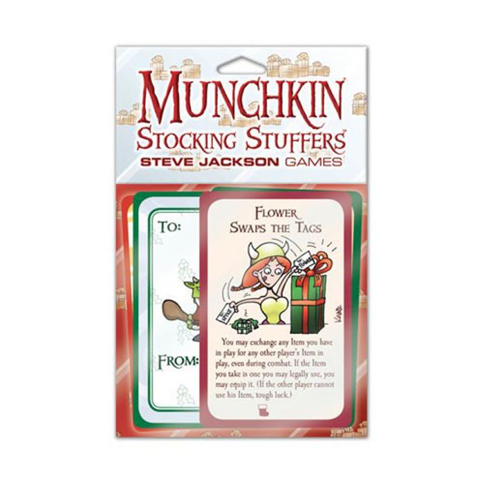 Munchkin: Stocking Stuffers