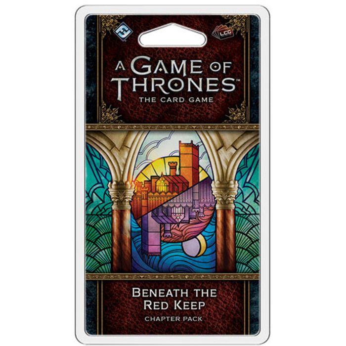 A Game of Thrones LCG (2nd Edition): Beneath the Red Keep Chapter Pack