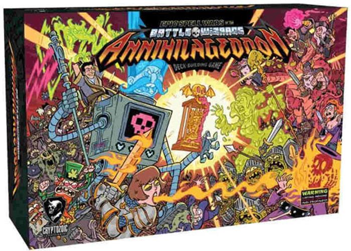 Epic Spell Wars of the Battle Wizards: Annihilageddon Deck-Building Game