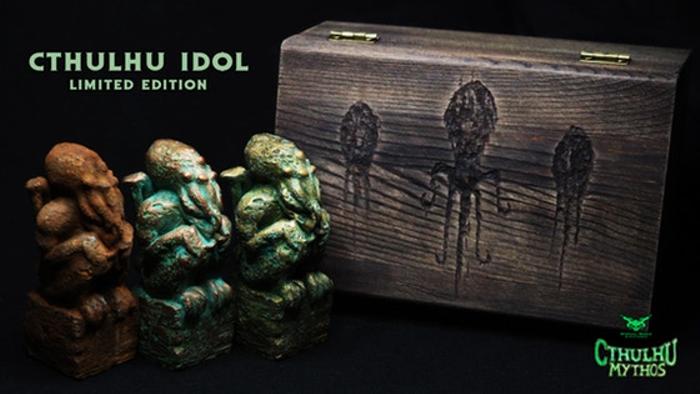 H.P. Lovecraft Cthulhu Mythos - Cthulhu Idol