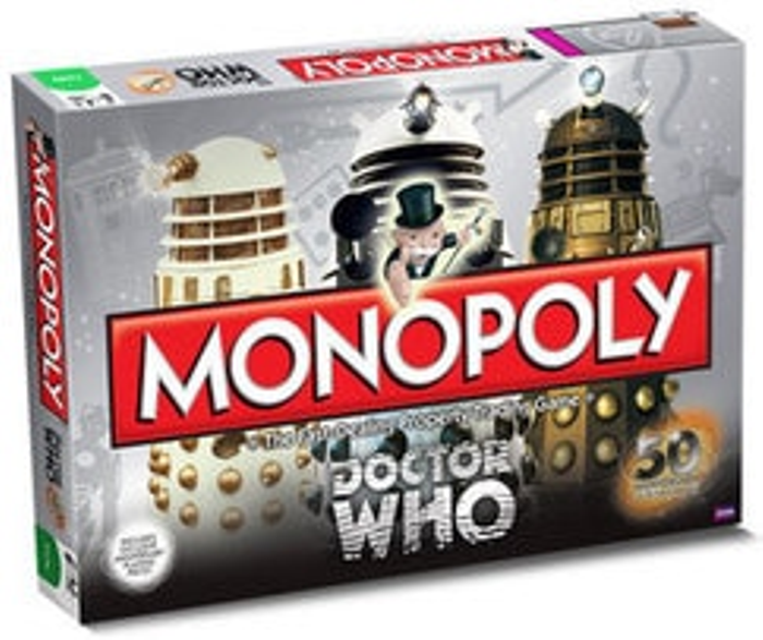 Monopoly: Doctor Who 50th Anniversary Collector's Edition