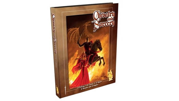 Chivalry & Sorcery - the Medieval Role Playing Game