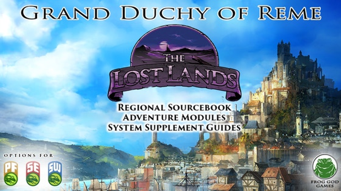 The Lost Lands - Grand Duchy of Reme
