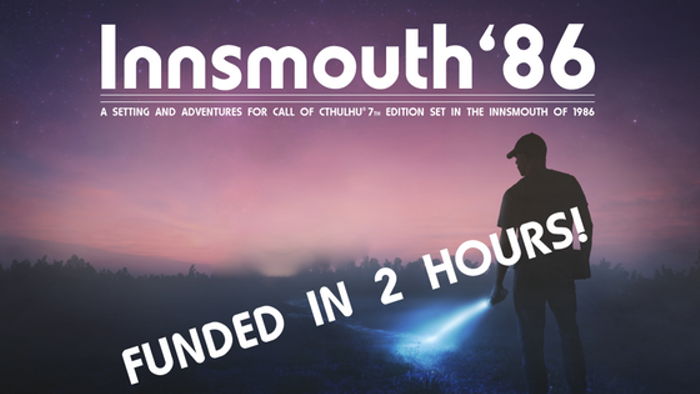 Innsmouth '86 for Call of Cthulhu 7th edition