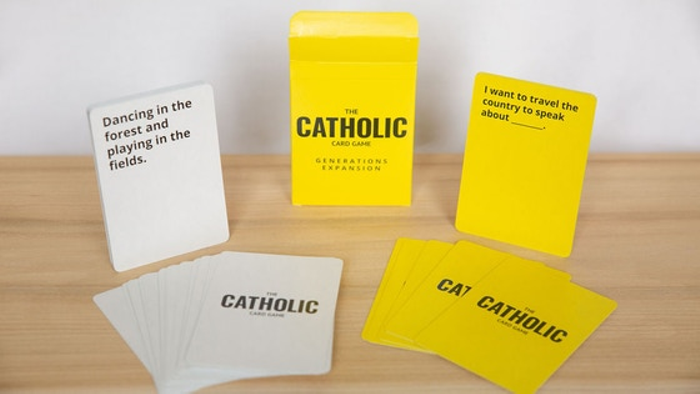 The Catholic Card Game: Generations Expansion Pack