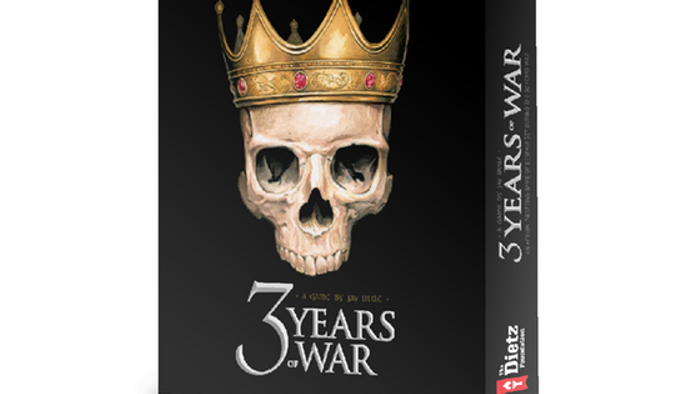 Three Years of War - A Fun Game of Misery