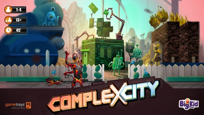 Complexcity - by Sen-Foong Lim & Jay Cormier