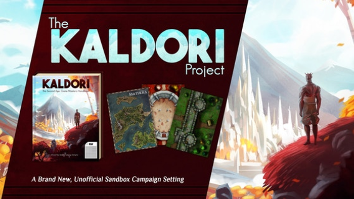The Kaldori Project (For Tabletop Roleplaying)